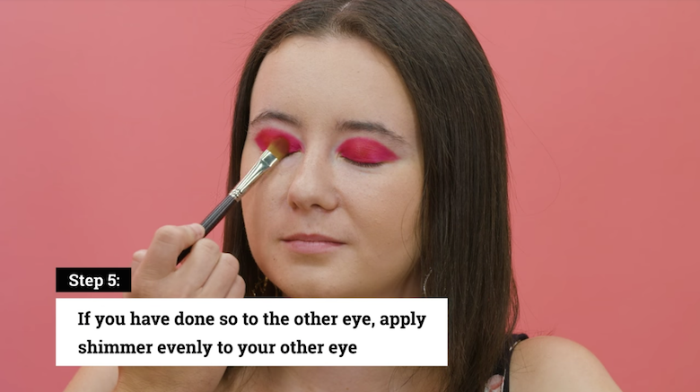 Dua Lipa Makeup