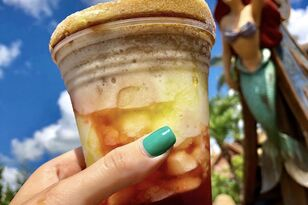 Disney Introduced The Craziest Witch's Brew Frozen Drink For Halloween