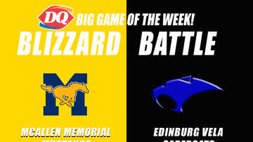 Jay the web guy! - DQ Big Game of the WEEK!