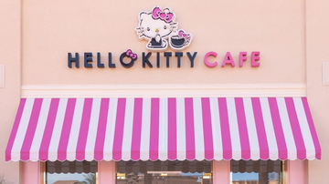 Bobby Bones - What 24 Yr Olds Care About: First U.S. Hello Kitty Grand Cafe is Opening