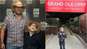 Tim Ben & Brooke - Barrel Boy Surprised His Buddy Austin With A Special Trip To Nashville