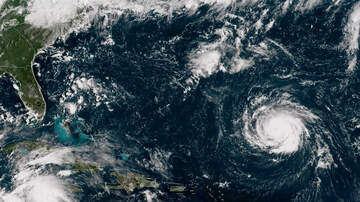 Storm Watch - Amtrak Cancels Trains In Preparation Of Hurricane Florence