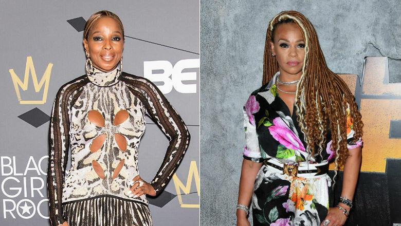 Mary J. Blige Breaks Her Silence On Alleged Faith Evans NYFW Brawl