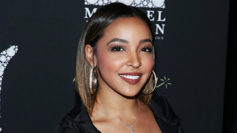 Tinashe Joins 'Dancing With The Stars' Season 27 Cast