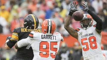 2 Guys in the Morning - NFL: Key penalty in Steelers-Browns called in error