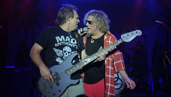 Sammy Hagar Says Upcoming Album With Michael Anthony Is His Last