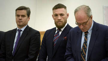 Jed Whitaker - Connor McGregor Getting Sued!