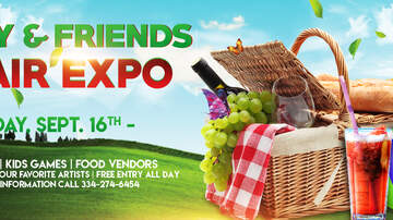 Photos - 1st Annual Family & Friends Affair Expo!