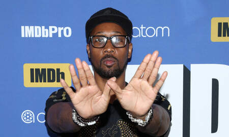 image for RZA: First Look at New Movie