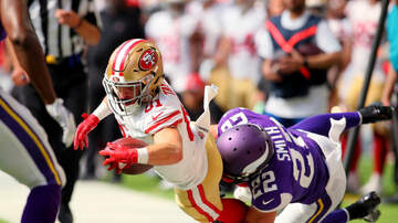Vikings - Harrison Smith named NFC defensive player of the week for NFL Week 1