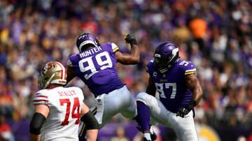 Vikings - Did the Vikings just jump to #1 on the latest NFL Power Rankings?!? | KFAN
