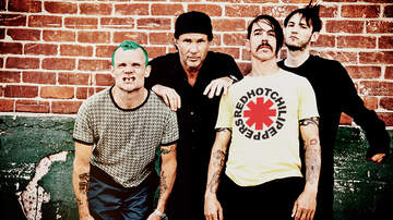 Cole Selleck - Chili Peppers Announce Show At Egyptian Pyramids