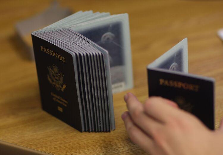 Kansas woman denied passport over birth certificate