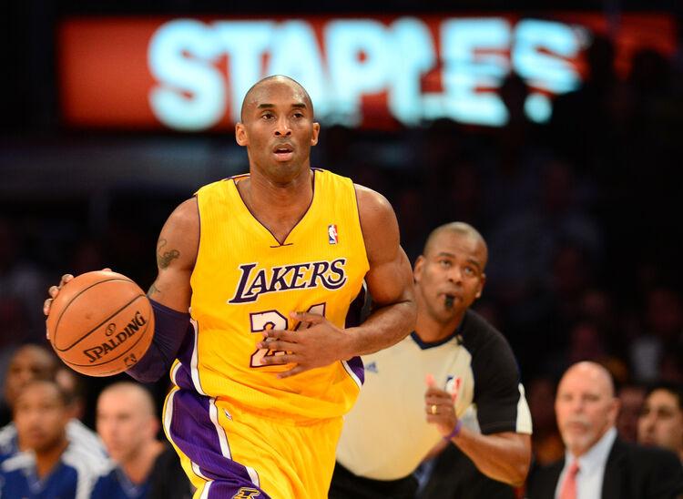Photo: Kobe Bryant