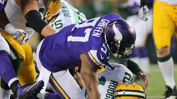 Vikings - Vikings on Aaron Rodgers, We know he's playing... | KFAN 100.3 FM