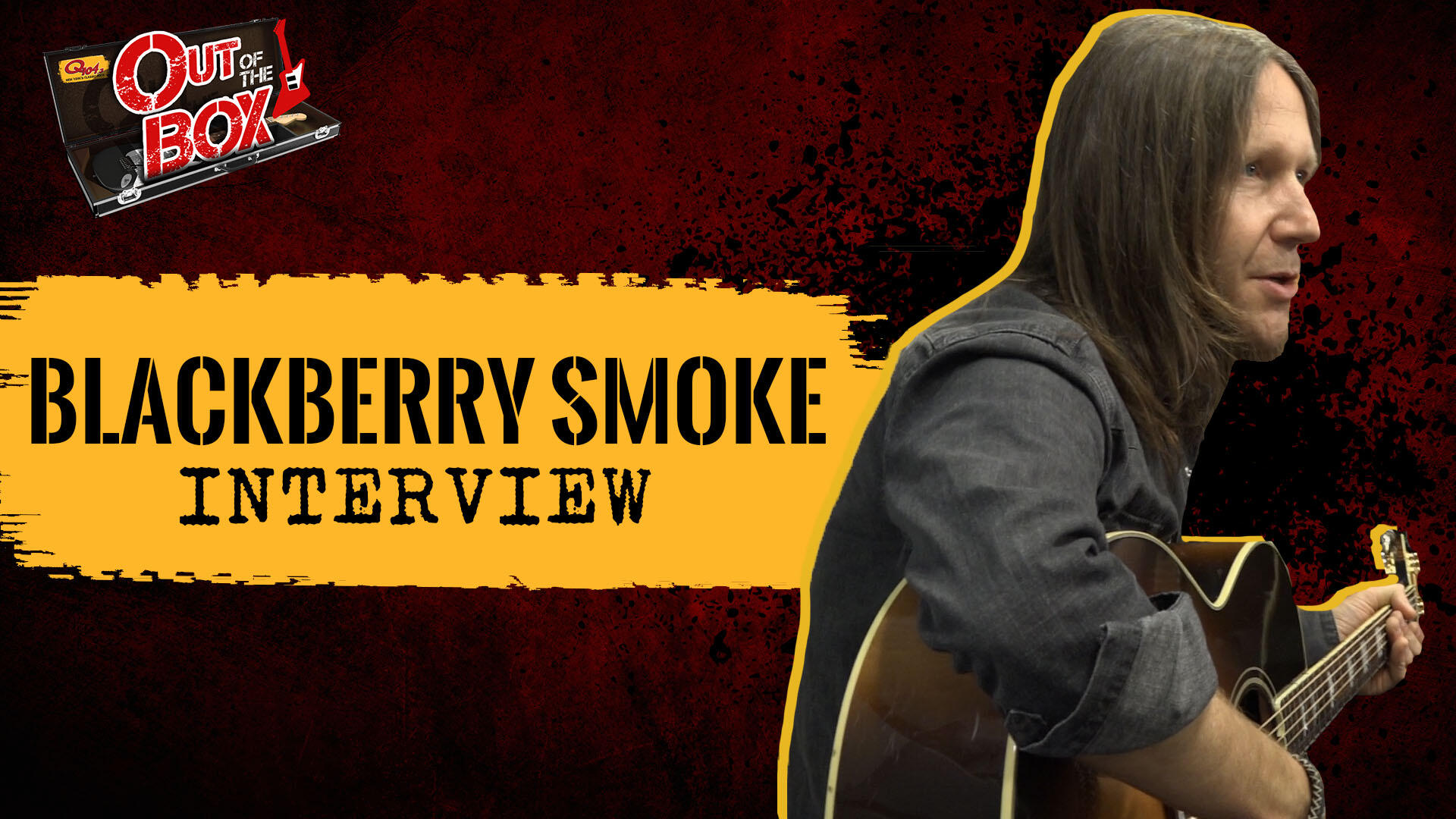"""Blackberry Smoke Talk """"Happy Accident"""" That Led to New EP"""