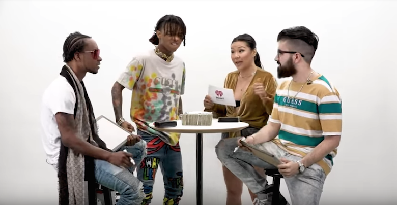 Rae Sremmurd Faces Off Against A Fan In Trivia About Themselves (VIDEO)