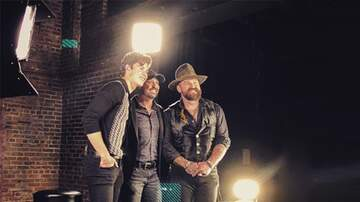 None - CMT Crossroads Taping: Zac Brown + Shawn Mendes Share Scars and Stitches
