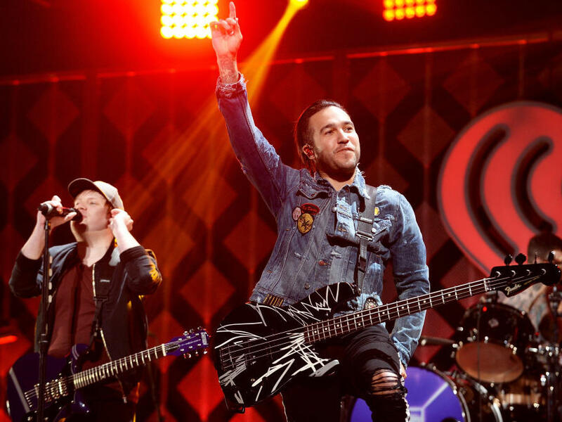 This Fall Out Boy Hit Was Inspired By 'Josie And The Pussycats'