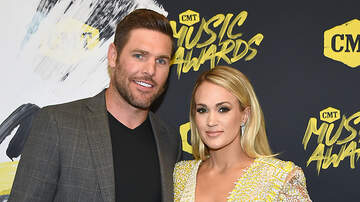 None - Carrie Underwood tells Cody Alan 'Mike Is Not Allowed'
