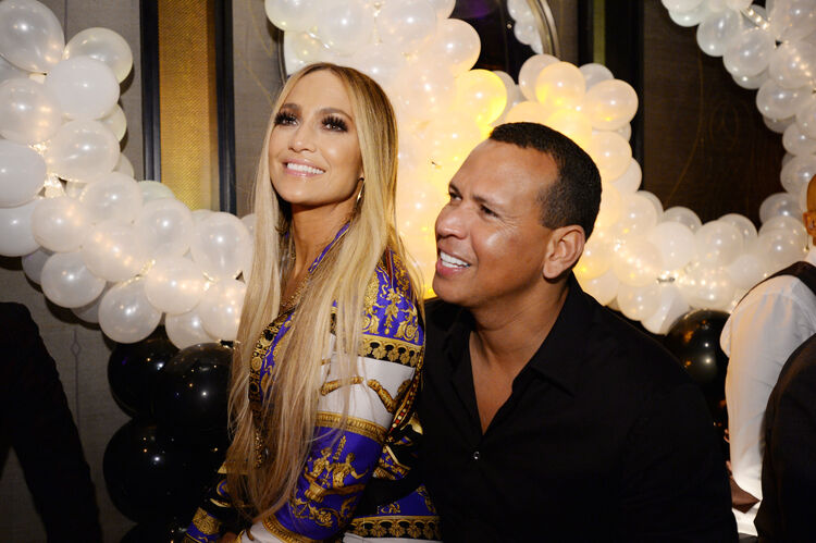 A-Rod and J Lo