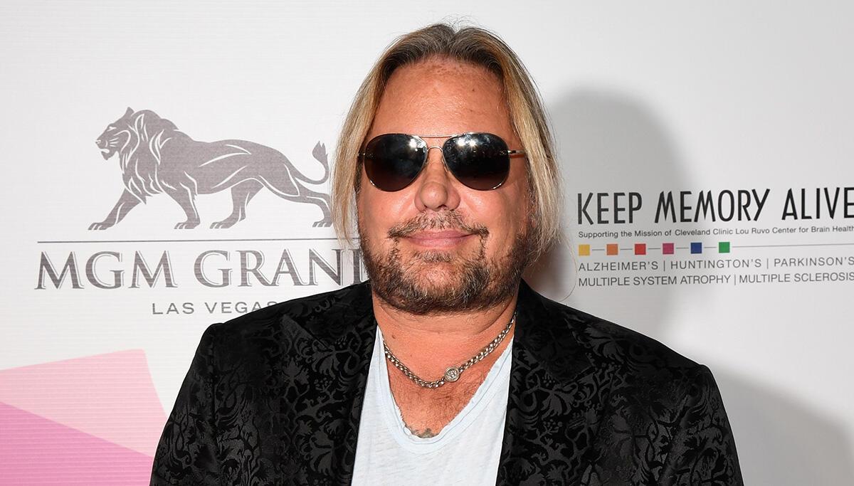 Mötley Crüe Is Recording New Music, Confirms Vince Neil