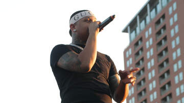 None - Yella Beezy Performs at Peace on the Streets