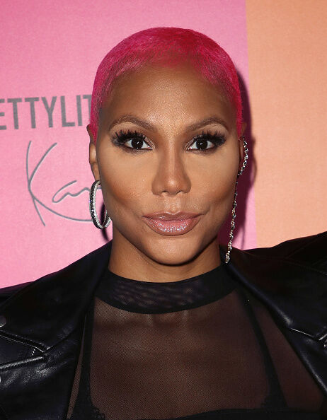 Tamar Braxton made a stop at the Wendy Williams Show today and made a shocking confession.