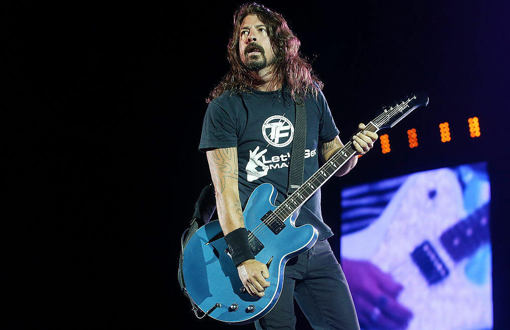 Foo Fighters Invited a 10-Year-Old Onstage and He Stole the Show