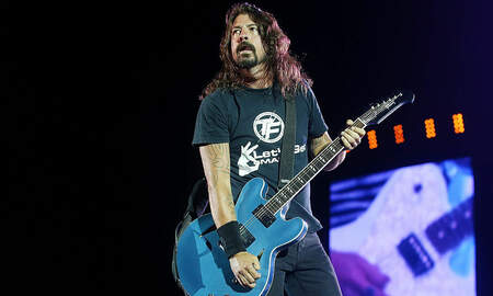 Trending - Foo Fighters Invited a 10-Year-Old Onstage and He Stole the Show
