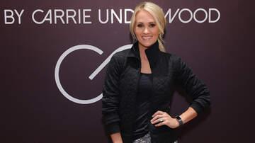 Women of iHeartCountry - Carrie Underwood Is Releasing A Wellness Book In 2020