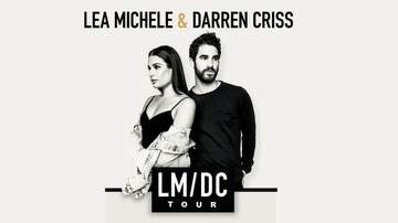 Phoenix Top Stories - Glee Stars Lea Michele & Darren Criss Bring Their 2018 Tour To ASU