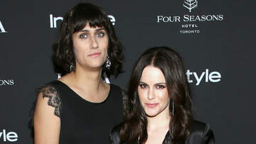 iHeartPride - Teddy Geiger & 'Schitt's Creek' Star Emily Hampshire Are Dating Now