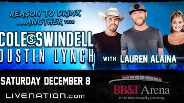 None - Cole Swindell and Dustin Lynch: Reason To Drink Another Tour