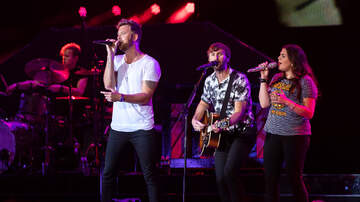 Photos - Lady Antelbellum and Darius Rucker Concert