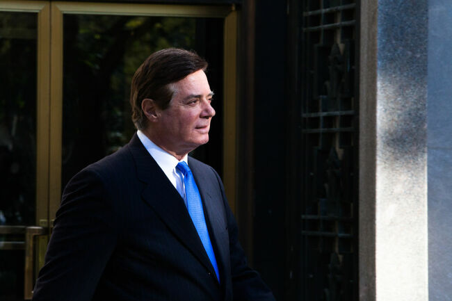 Paul Manafort pleads guilty in deal with special counsel
