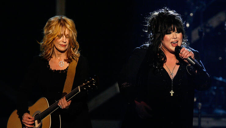 Ann and Nancy Wilson to Determine Future of Heart in Upcoming Meeting