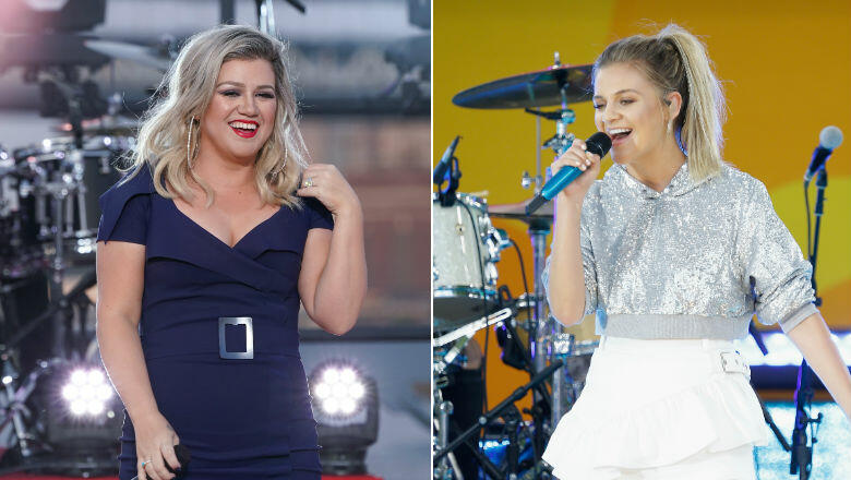 Kelly Clarkson Announces 2019 'Meaning Of Life Tour' With Kelsea