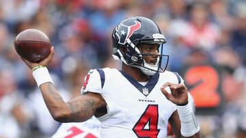 Houston Texans - Texans Clash With Titans Sunday
