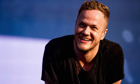 Entertainment News - Imagine Dragons' Dan Reynolds Donates $50,000 at GLAAD Benefit Concert
