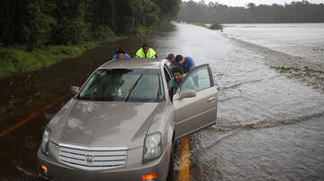 SC-Stormwatch - Waccamaw River expected to rise 12ft, could breach dikes