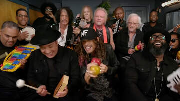 Johnny - Aerosmith Walks This Way with Jimmy Fallon