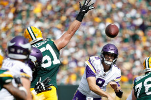 The Vikings might have tied, but Kirk Cousins WON BIG on Sunday at GB