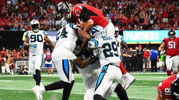 The KFAN Bits Page - Falcons survive to beat Panthers 31-24 in NFC South thriller | KFAN+