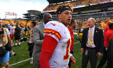The KFAN Bits Page - Mahomes spreading the love for unbeaten Chiefs | KFAN+