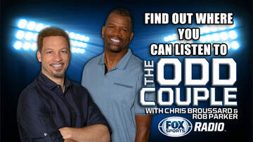 FOX Sports Radio - Where You Can Hear The Odd Couple
