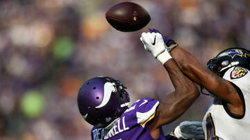 Vikings - REPORT: Vikings NOT expected to cut ties with WR Laquon Treadwell...yet