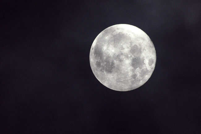 Moon | GettyImages-764888259