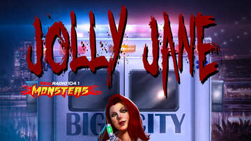 Monsters - Sneak peek at issue 2 of Jolly Jane