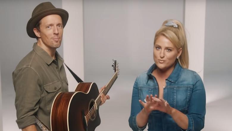 Love Blooms In Jason Mraz & Meghan Trainor's 'More Than Friends': Watch
